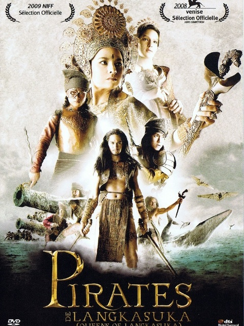 Les Pirates de Langkasuka