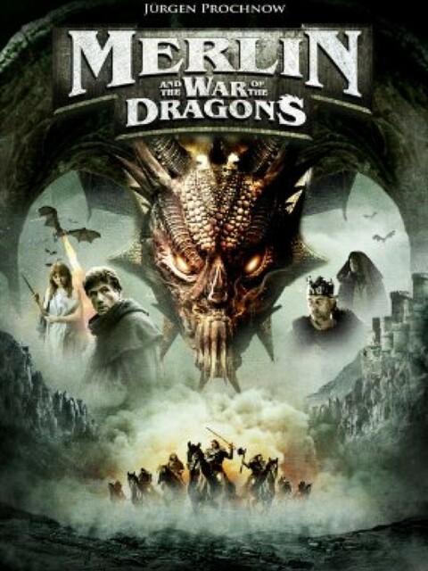 Merlin et la guerre des dragons