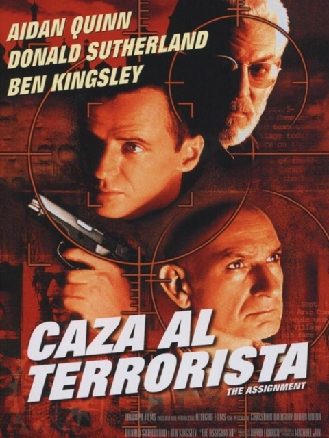 Contrat sur un terroriste