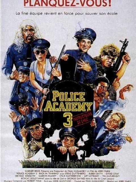 Police Academy 3: Instructeurs de choc