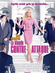 La Blonde contre-attaque