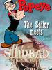 Popeye et Sindbad le marin