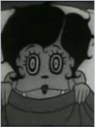 Betty Boop Mysterious Mose