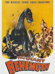 Béhémot, le monstre des mers