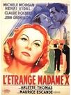 L'Étrange Madame X