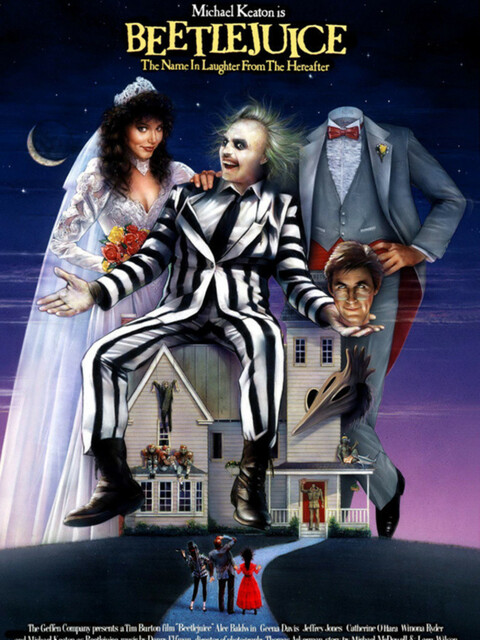 film : Beetlejuice