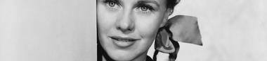 Ginger Rogers, mon Top (Oscar de la Meilleure actrice)