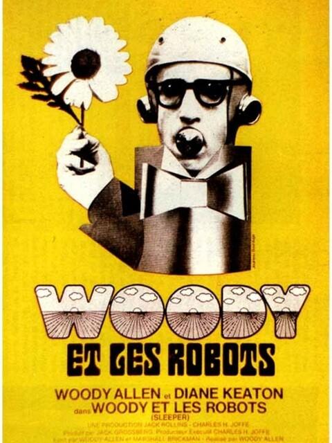 Woody et les robots