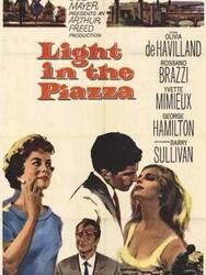 Lumière sur la piazza