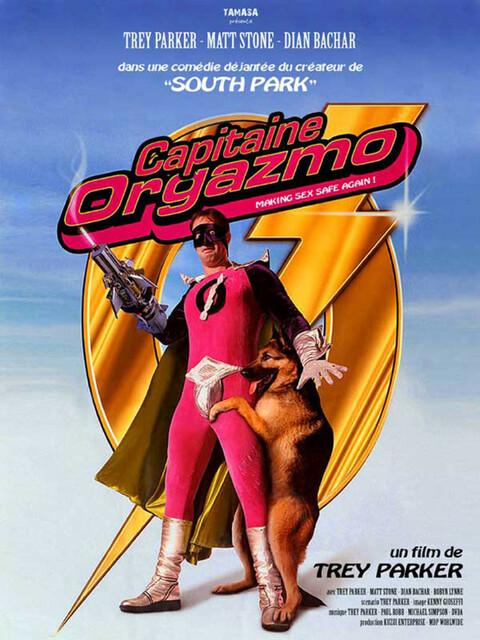 Capitaine Orgazmo