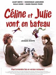 Céline et Julie vont en bateau