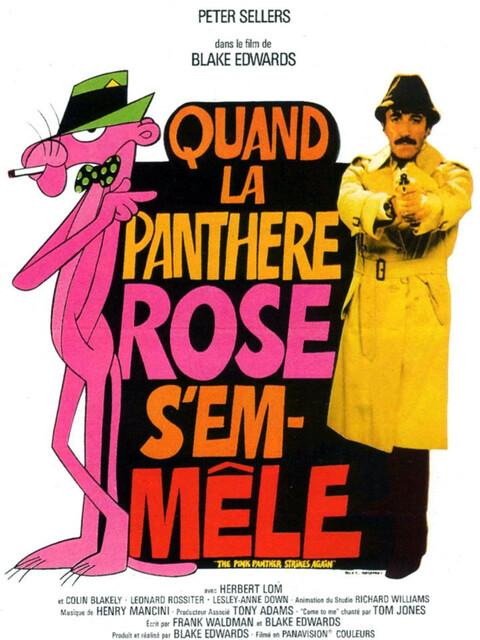 Quand la Panthère Rose s'emmêle