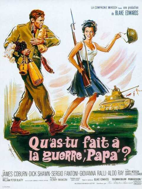 Qu'as-tu fait à la guerre, Papa?