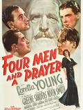 Quatre hommes et une prière