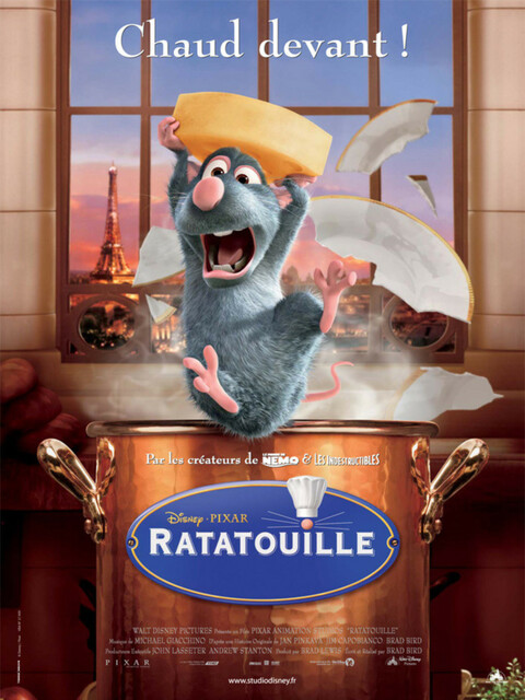 film : Ratatouille