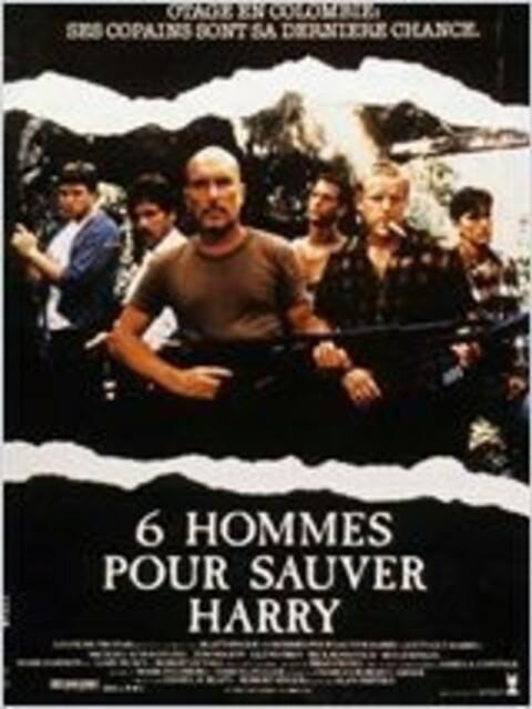 Six hommes pour sauver Harry