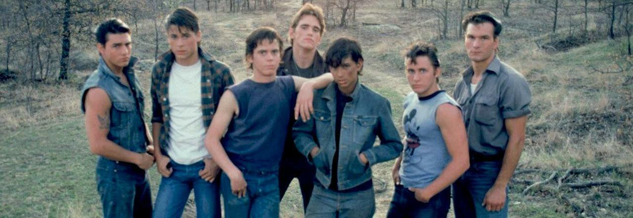 the outsiders film critique The outsiders -the 1983 teen drama movie featuring c thomas howell and ralph macchio at the award winning 80s movies rewind 8 pages of info, trailer, pictures and more.