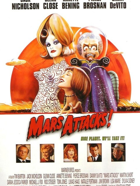 film : Mars Attacks!
