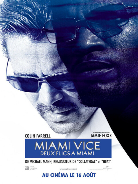film : Miami vice - Deux flics à Miami