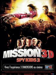 Mission 3D Spy kids 3
