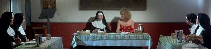 Le couvent au cinéma.