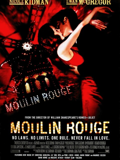film : Moulin Rouge !
