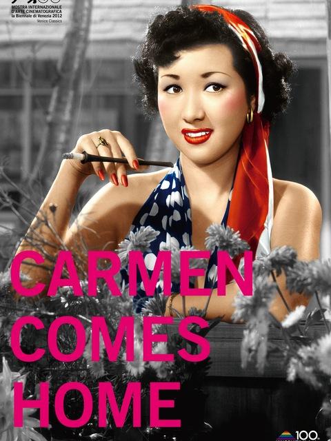 Carmen revient au pays