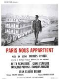 Paris nous appartient