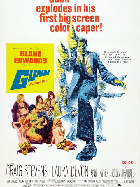 Peter Gunn, détective spécial