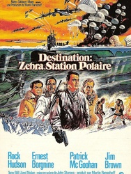 Destination Zebra, station polaire