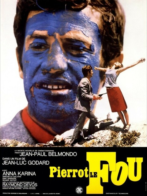 film : Pierrot le Fou