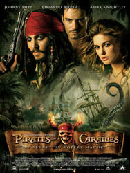 Pirates des Caraïbes - Le secret du coffre maudit
