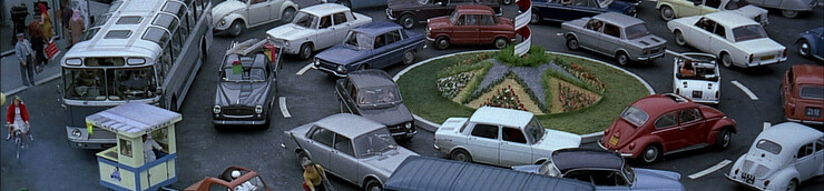 Top 6 Jacques Tati