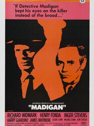 Madigan, police sur la ville
