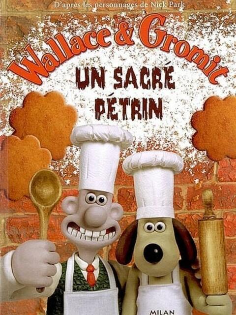 Wallace et Gromit : Sacré pétrin (TV)
