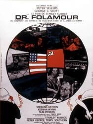 Docteur Folamour, ou : Comment j'ai appris à ne plus m'en faire et à aimer la bombe