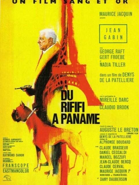 Du rififi à Paname