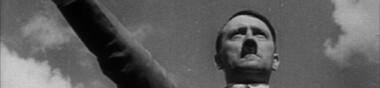 Hitler à l'écran.