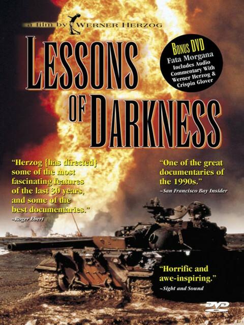 Leçons de ténèbres
