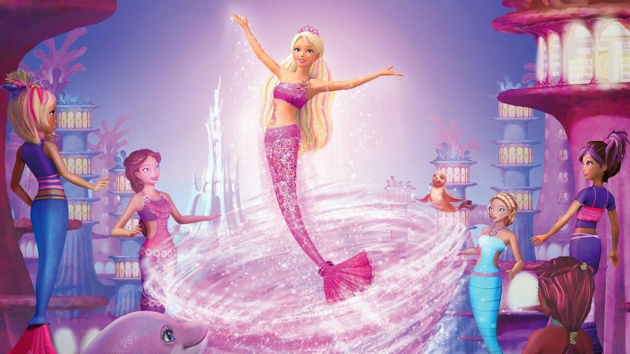 Barbie et le secret des sir nes un film de 2010 vodkaster - Barbi la sirene ...