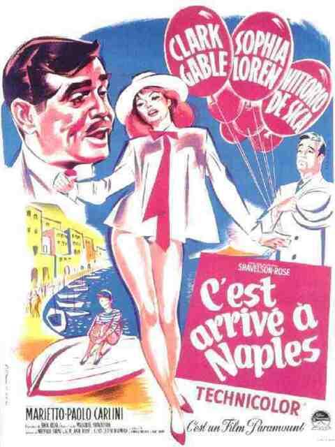 C'est arrivé à Naples