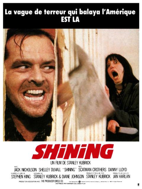 film : Shining