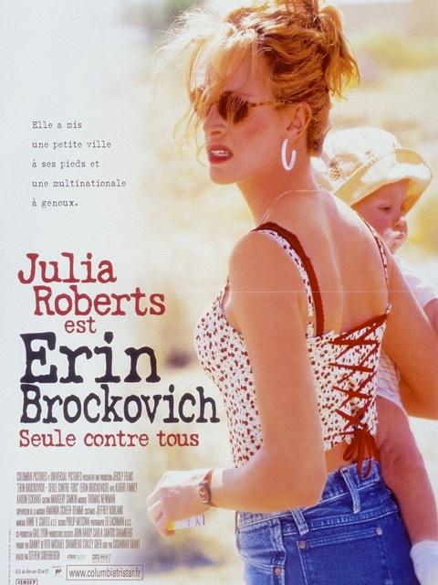 film : Erin Brockovich, seule contre tous