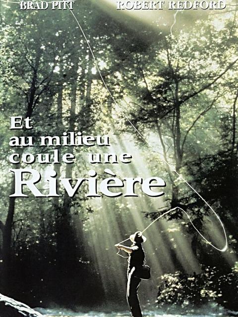 film : Et au milieu coule une rivière