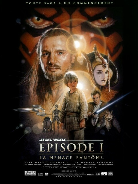 Star Wars: Episode I - La Menace fantôme