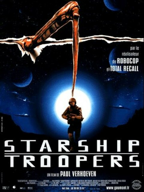 film : Starship Troopers