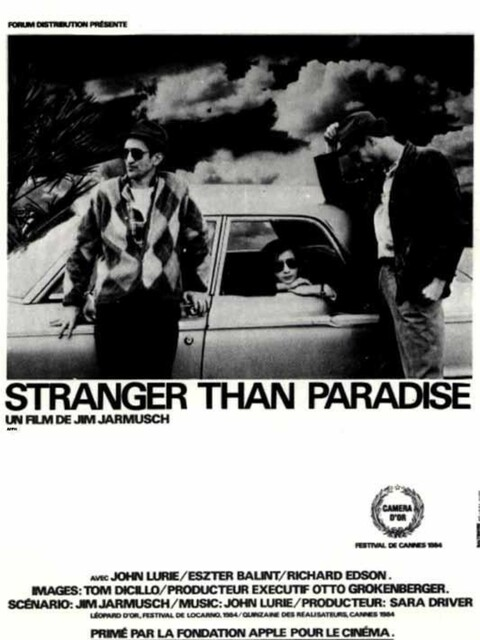 film : Stranger Than Paradise