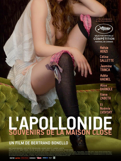film : L'Apollonide - souvenirs de la maison close