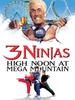 Les Ninjas se déchaînent