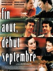 Fin août, début septembre